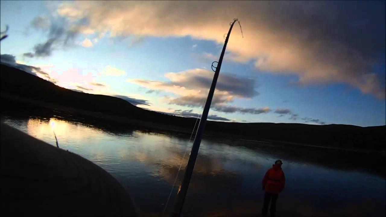 tenon kalastus videot