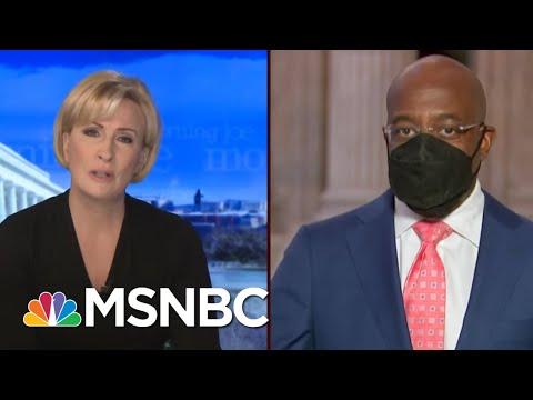 Sen. Warnock: Voting Rights Is Bigger Than The Filibuster | Morning Joe | MSNBC