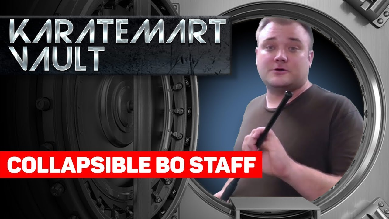 Collapsible Bo Staff Product Review - KarateMart com