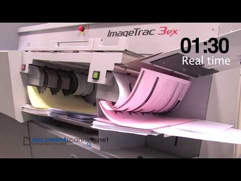 Document Scanning at Speed