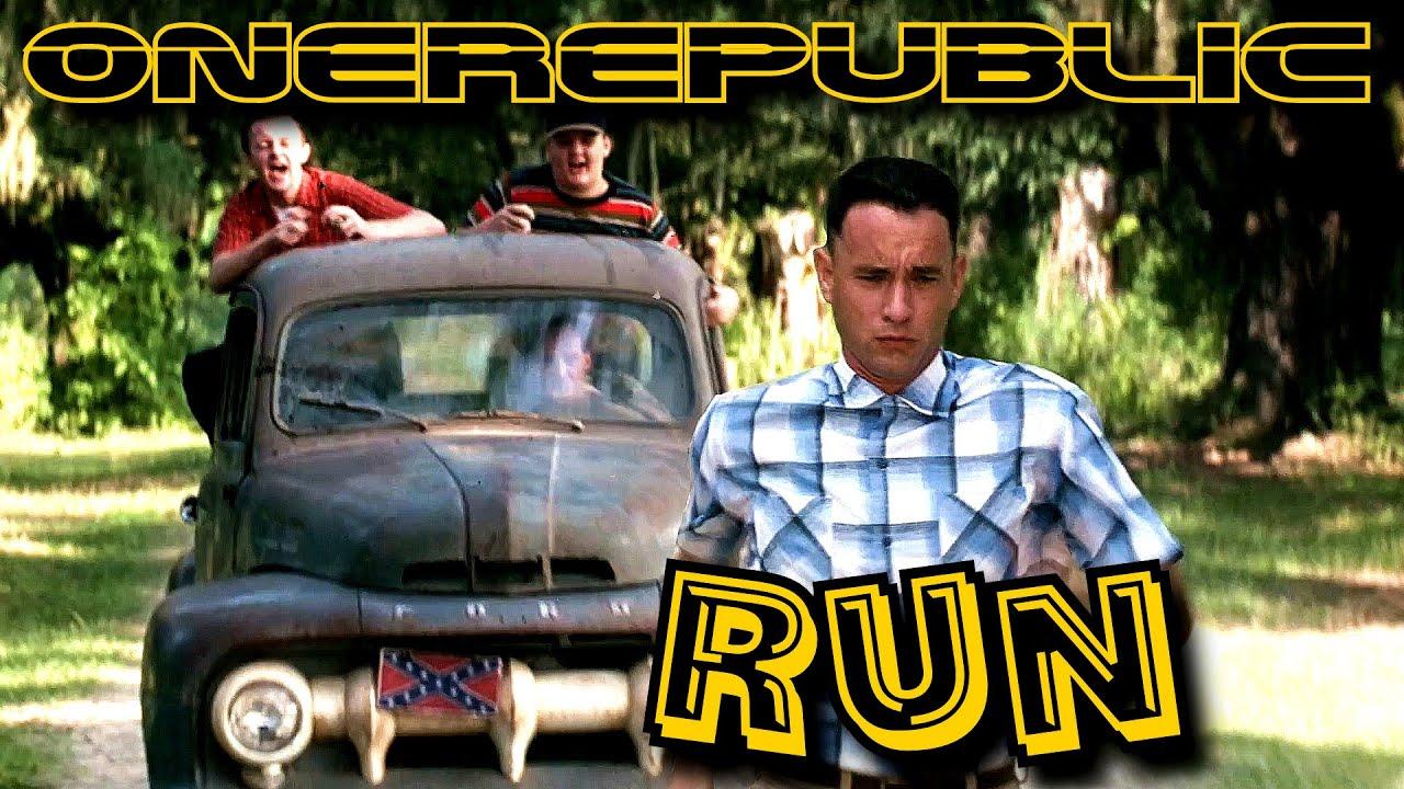 OneRepublic - Run • Forrest Gump Edition