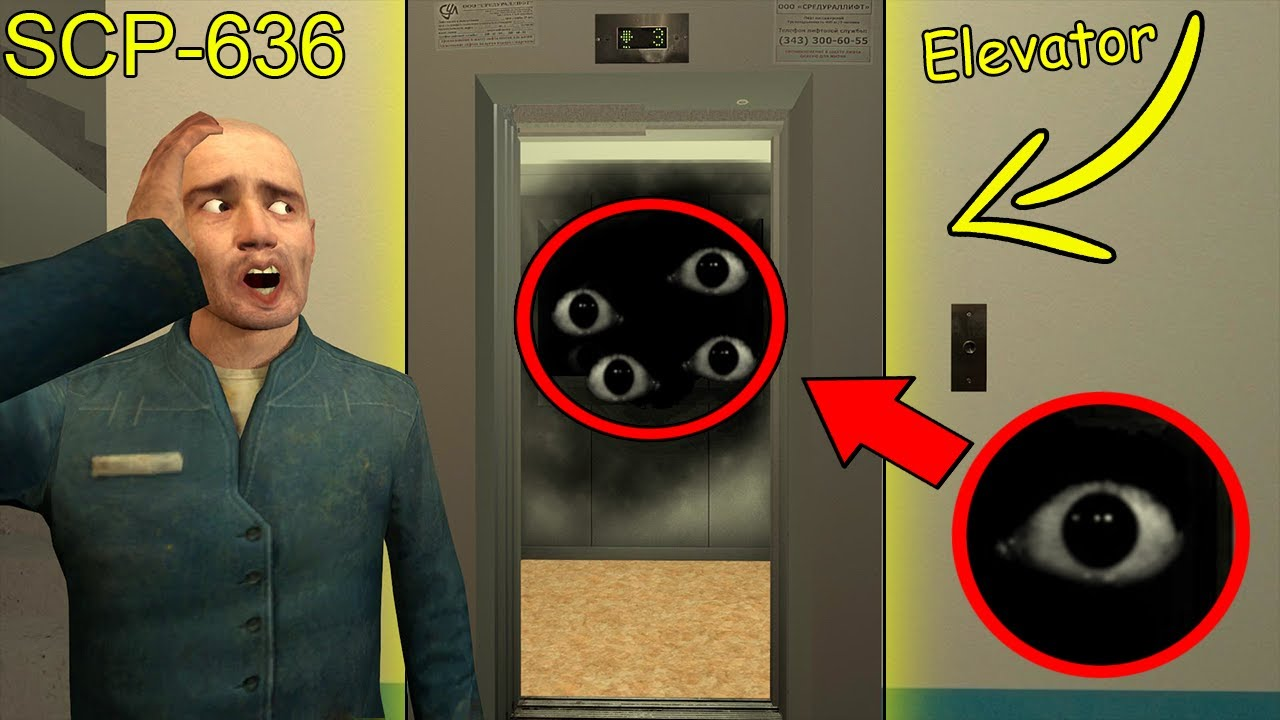 Never Use SCP-636 Elevator To Nowhere