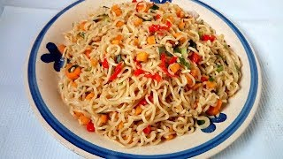 HOW TO COOK INDOMIE FRINTANA FOR THE FAMILY