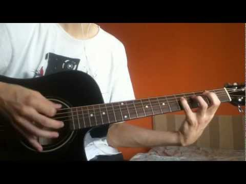 Radical Face - Welcome Home Guitar Cover