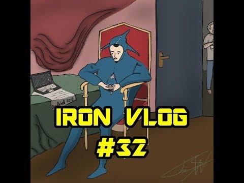 Konferencja antypolska i alkohol - Iron Vlog 32
