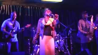 Jah Bunny all stars @ Hootananny 2Apr2015 Pt 13 (Joy Mack)