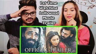 Indian Reaction On The Legend of Maula Jatt (2019) - Official First Look Trailer