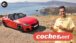 BMW Z4 2019   Prueba / Test / Review en español   coches.net