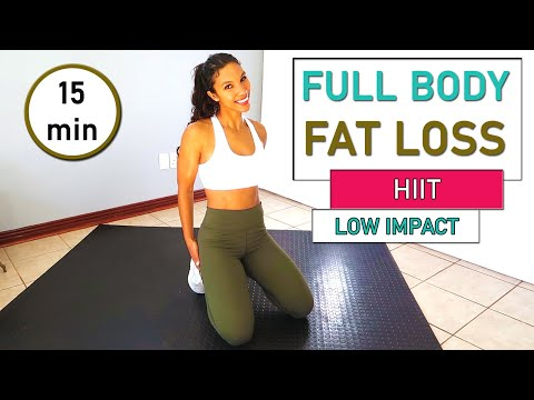 QUICK LOW IMPACT FULL BODY HIIT WORKOUT AT HOME \\ HOME WORKOUT WITHOUT EQUIPMENT TO LOSE WEIGHT from YouTube · Duration:  16 minutes 13 seconds