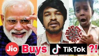 Ambani Buys TikTok?! | Tamil | Madan Gowri | MG