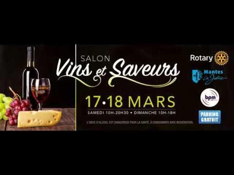 Salon des vins et des saveurs  de Mantes-la-Jolie - Michel VIALAY,  votre député