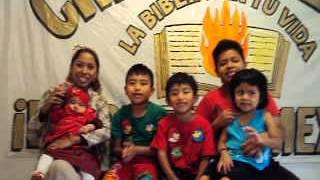 Testimonio de Niños Nezahualcoyotl - Estado de Mexico (CV DESPIERTA MÉXICO)
