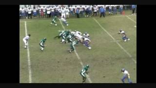 Daniel Easterly - Cass Tech  Detroit - Junior Highlight film