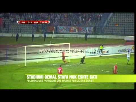 """Stadiumi """"Qemal Stafa"""" s'është gati - Top Channel Albania - News - Lajme"""