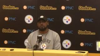 Mike Tomlin addresses Joey Porter arrest, future with Steelers