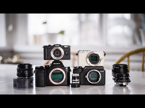 Sensor Size - Why I Never Apply Crop Factor To Aperture