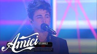 Amici 16, La Finale - Riccardo - Sei mia