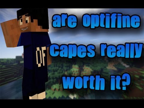 Are Minecraft Optifine capes really worth buying?