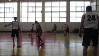 Баскетбол N-STYLE ЛДПР Новоуральск