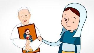 ¿Has descuidado tu relación con la Virgen María? - Un minuto con Francisco