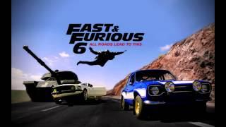 Fast & Furious 6 saundtrek,Part #1