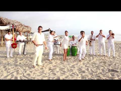 Orquesta Manaba vicente monge video 2016 (el cuchillo )