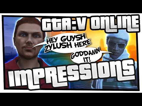GTA 5 Online - Impressions