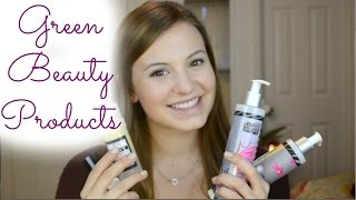 Green Beauty Products⎜Toxin-free Skin, Hair, Body + Makeup