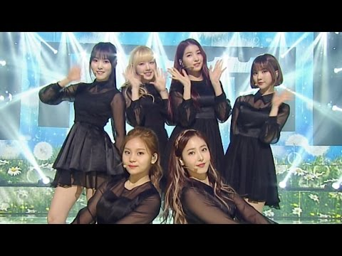 《Comeback Special》 GFRIEND - Hear The Wind Sing @Inkigayo 20170312