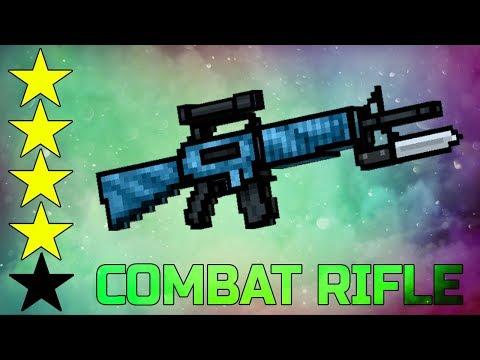 Combat Rifle - Pixel Gun 3D Gameplay