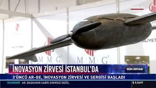 İnovasyon zirvesi İstanbul'da