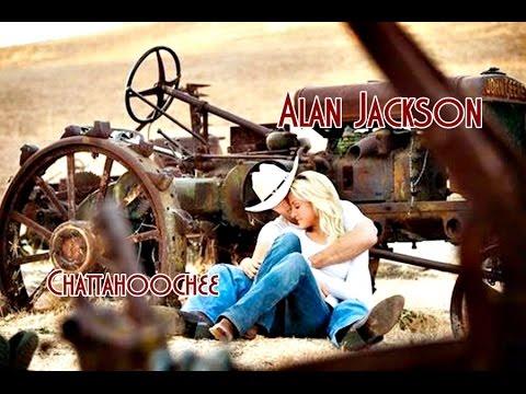 Alan Jackson 💘Chattahoochee (Tradução)