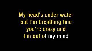 Karaoke - John Legend - 'All Of Me' (Fergal Freeman Dance Remix)