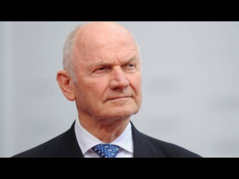 Volkswagen chairman Ferdinand Piech quits in power struggle - Breaking News - 26-04-2015