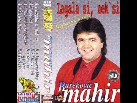 Mahir Burekovic - Zivjela Bosna - (Audio 1997)
