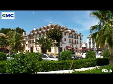 Info Video Denia Alicante Costa Blanca Spanien.mp4