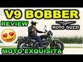 Moto Guzzi V9 Bobber | Review Test Ride En Español |  | Blitz Rider 😎