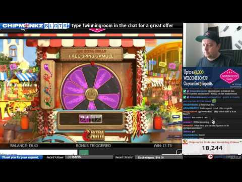BIG WIN – Extra Chilli New Slot From BTG