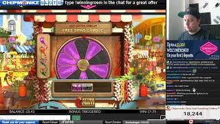 BIG WIN - Extra Chilli New Slot From BTG