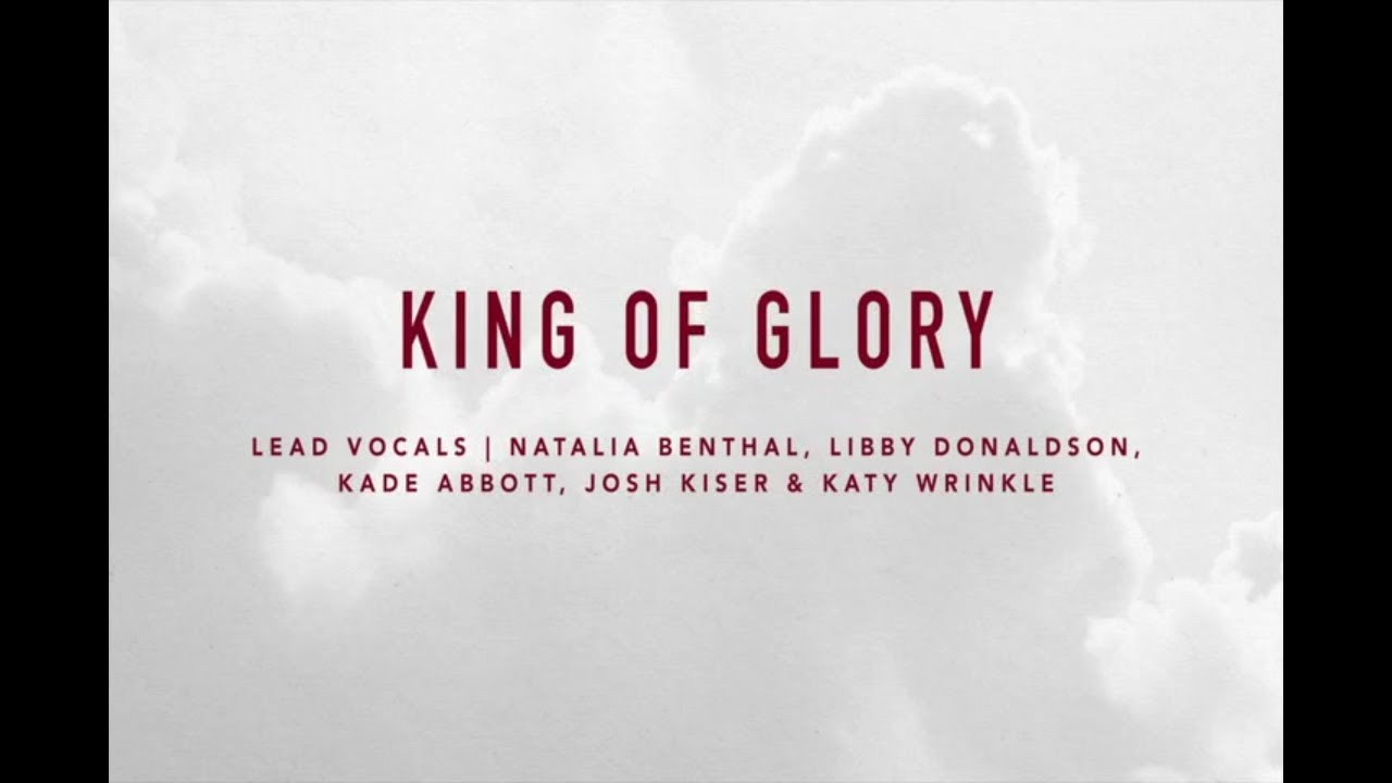 King Of Glory | At The Cross | IBC LIVE 2018