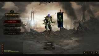 Diablo 3 Death Trap Achievement Act 1 (Game Play)