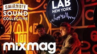 Time Warp US | MONKEY SAFARI house set in The Lab NYC