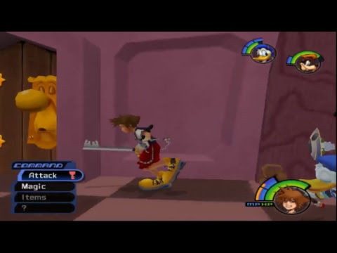 kingdom heart test out let me known if the sound is good