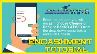 ENCASHMENT tutorial from AIM GLOBAL (ENGLISH)