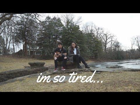 I'm So Tired... - Lauv, Troye Sivan Cover (by Dane & Stephanie)