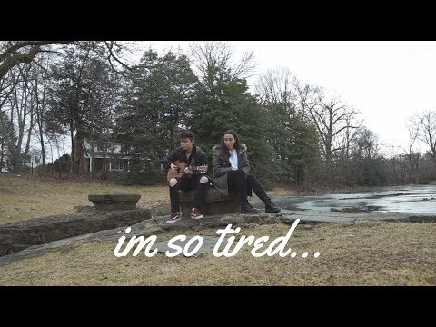 i'm so tired... - Lauv, Troye Sivan Cover (by Dane & Stephanie)