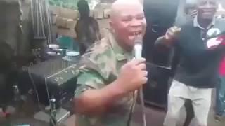 Nigerian Army  Singing Highlife