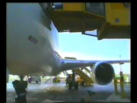 TWA Flight 768/769 - B767 Turnaround Vienna