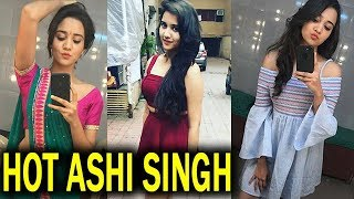 Yeh Un Dino Ki Baat Hai's Naina AKA Ashi Singh's HOT Unseen & Personal Photos