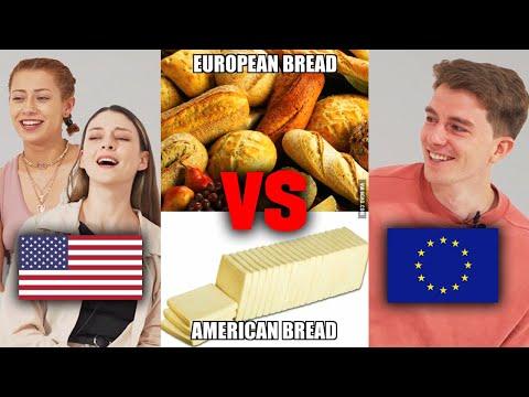 Americans VS European MEME REACTION!